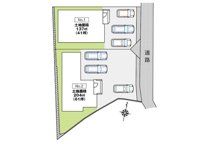 カーサ・ヴェルディ戸坂山根2丁目