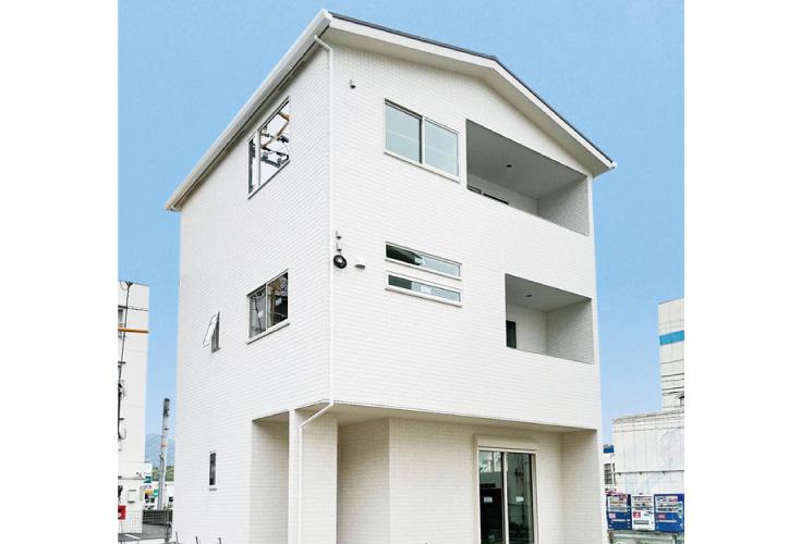 広島市安佐南区八木3丁目5新築一戸建て分譲住宅外観