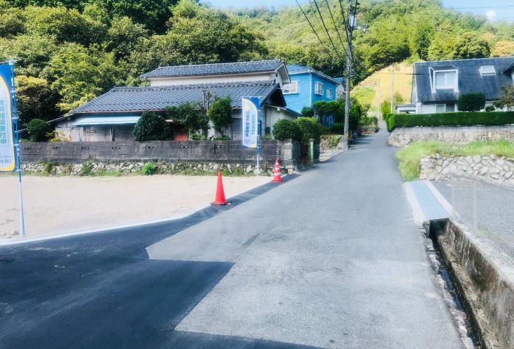 カーサ・ヴェルディ可部8丁目【第二期】/土地