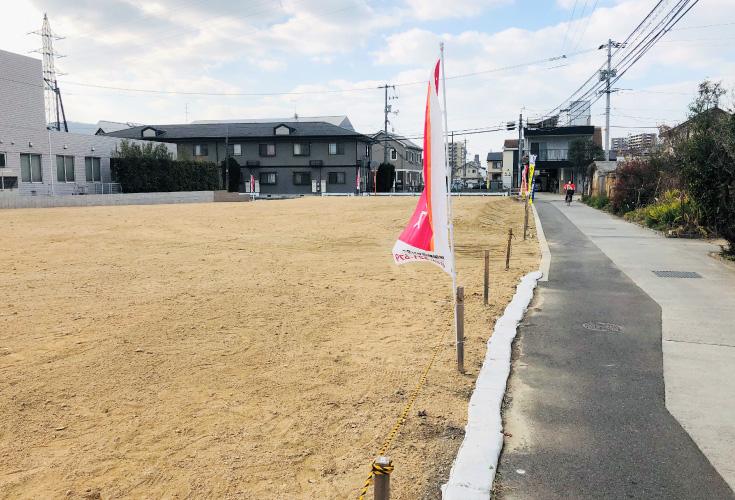 カーサ・ヴェルディ東野2丁目/土地【第1現地】
