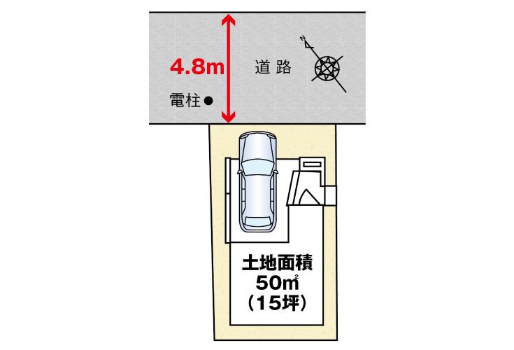 カーサ・ヴェルディ東野2丁目【第1現地】