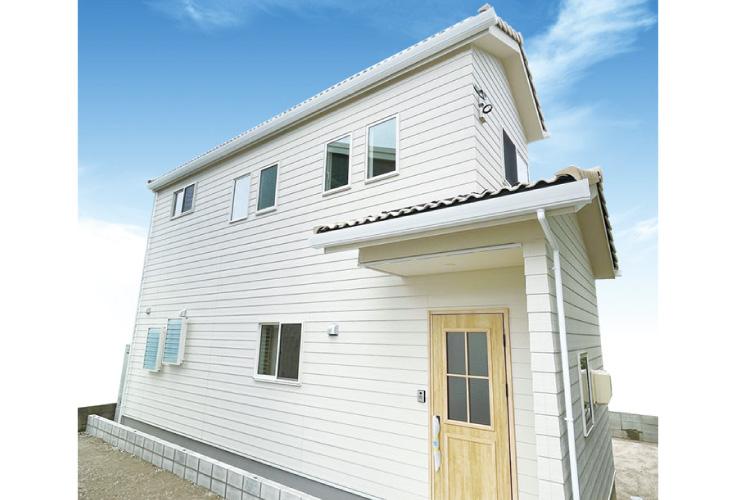広島市安佐北区可部東1丁目3新築一戸建て外観