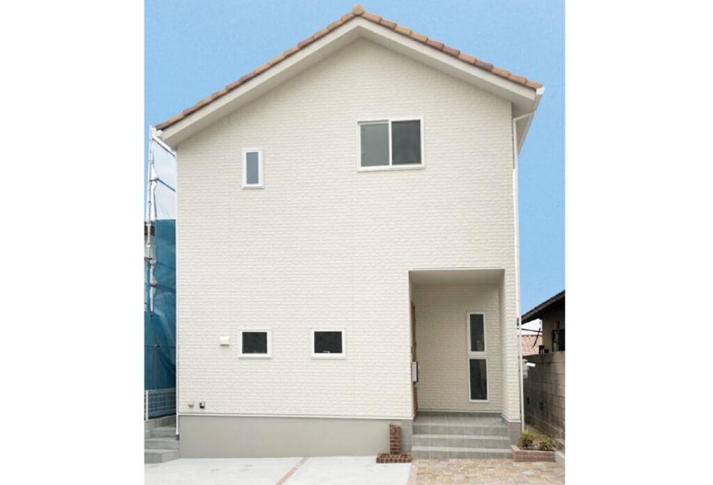 広島市西区己斐上3丁目33【第1現地】新築一戸建て分譲住宅外観