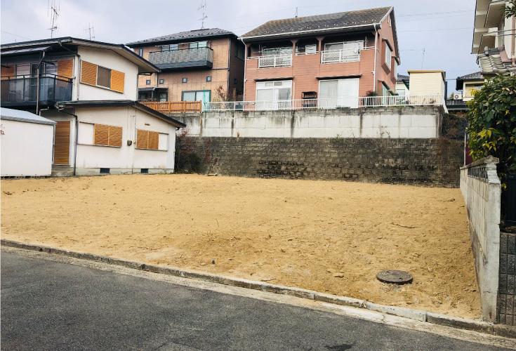 東広島市高屋町中島1072新築一戸建て分譲住宅現地