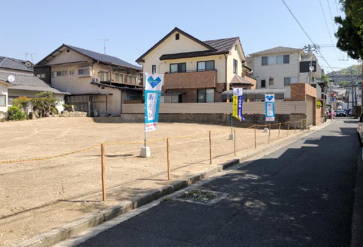 カーサ・ヴェルディ牛田早稲田1丁目/土地