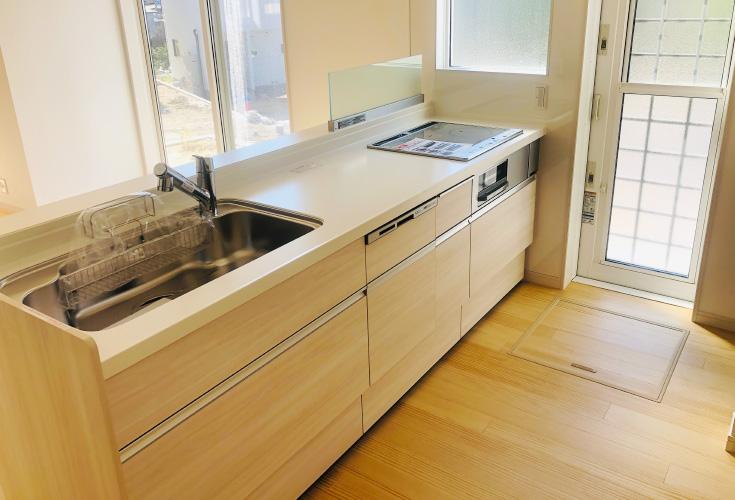 広島市安佐北区可部東5丁目25新築一戸建てキッチン