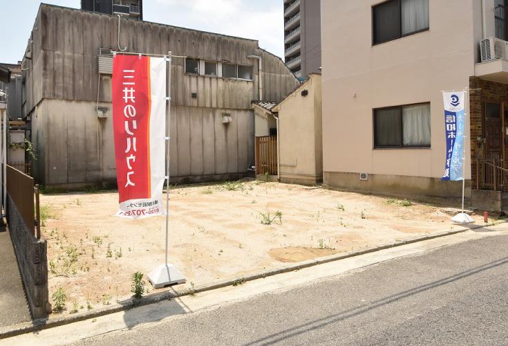 広島市西区天満町3新築一戸建て分譲住宅現地