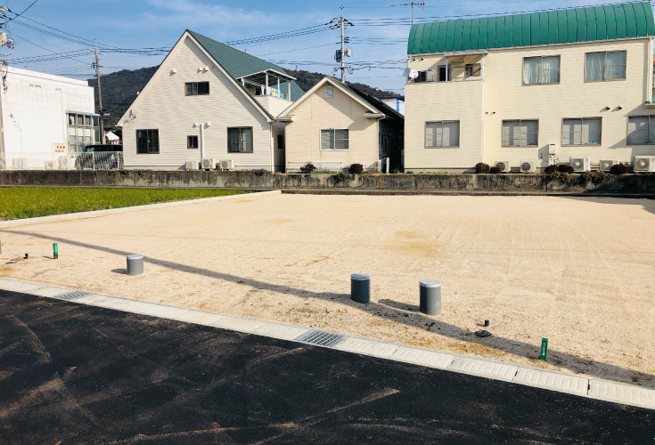 広島市安佐北区亀山2丁目5新築一戸建て分譲住宅現地