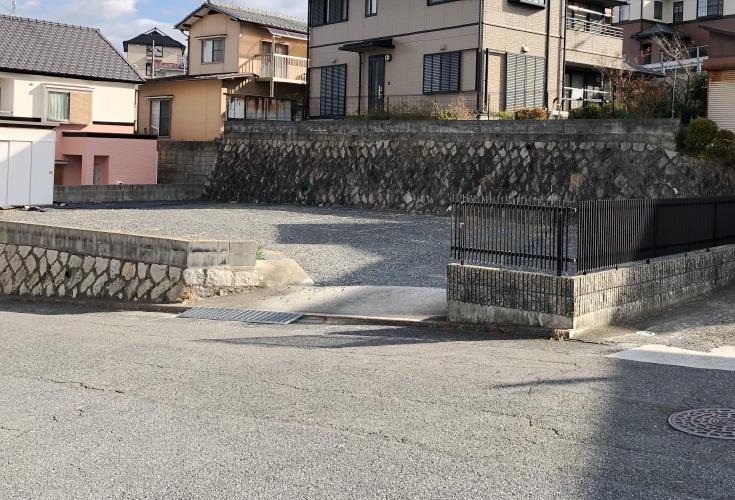 広島市南区向洋大原町26新築一戸建て分譲住宅現地