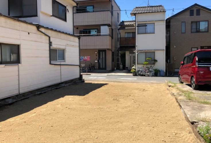 広島市西区観音本町1丁目3新築一戸建て分譲住宅現地