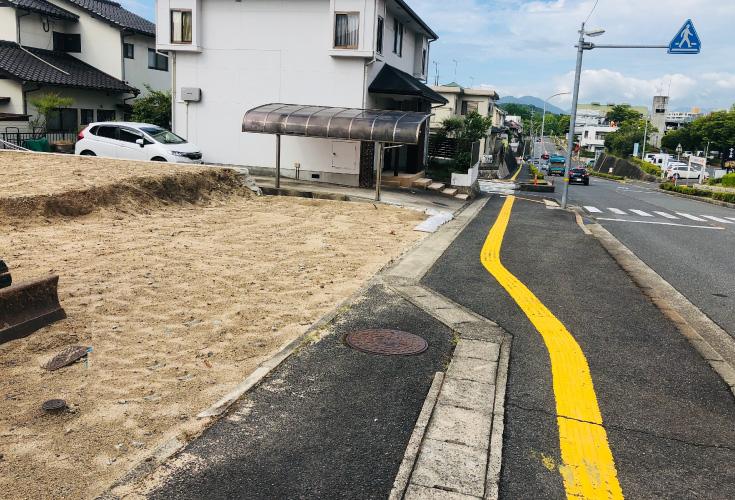 カーサ・ヴェルディ亀崎1丁目/土地【第1現地】